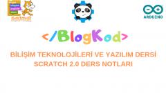 Scratch 2.0 Ders Notları